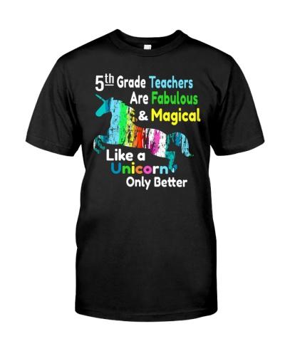 5TH-FIFTH GRADE TEACHERS