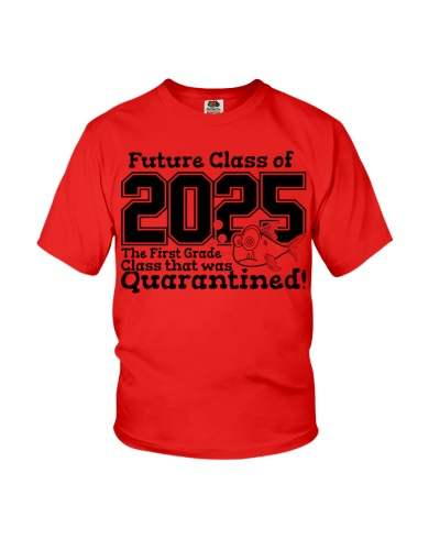 THE FIRST GRADE  FUTURE CLASS OF 2025