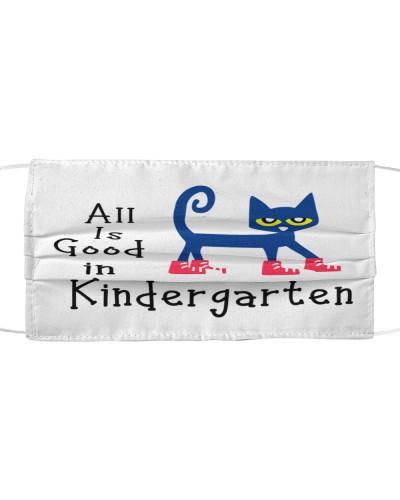 all Is good in Kindergarten GO08