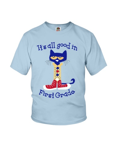Its all good in first grade