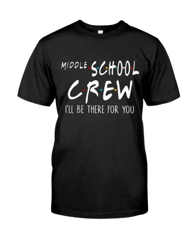 Middle School CREW