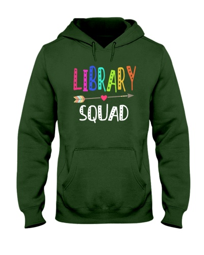 LIBRARY SQUAD