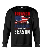 Treason is the Reason Crewneck Sweatshirt front