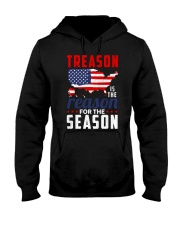 Treason is the Reason Hooded Sweatshirt thumbnail
