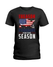 Treason is the Reason Ladies T-Shirt thumbnail