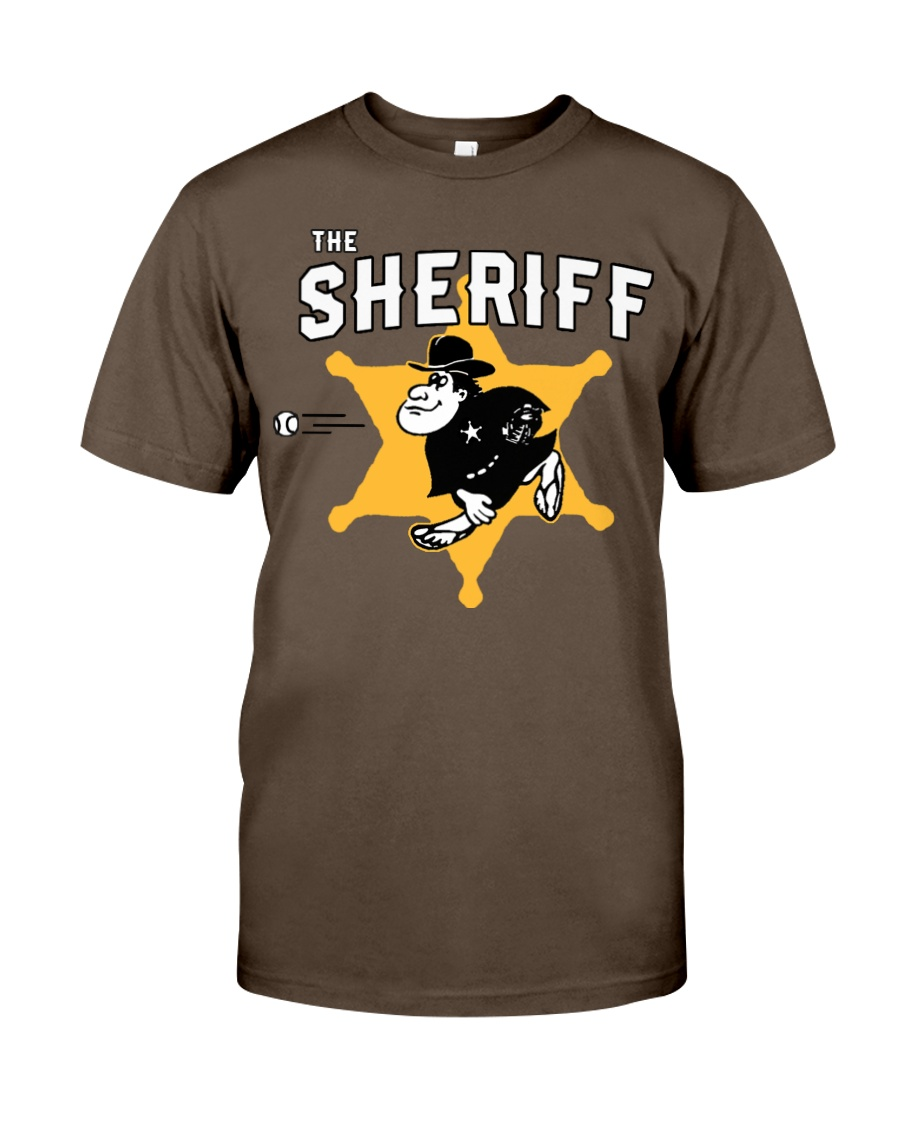 The Sheriff Shirt Premium Fit Mens Tee