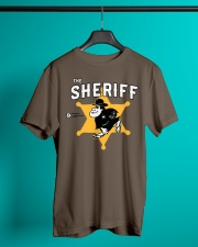 The Sheriff Shirt Premium Fit Mens Tee lifestyle-mens-crewneck-front-3