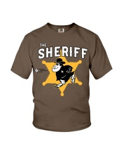 The Sheriff Shirt Youth T-Shirt thumbnail