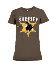 The Sheriff Shirt Premium Fit Ladies Tee thumbnail