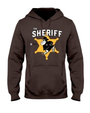 The Sheriff Shirt Hooded Sweatshirt thumbnail