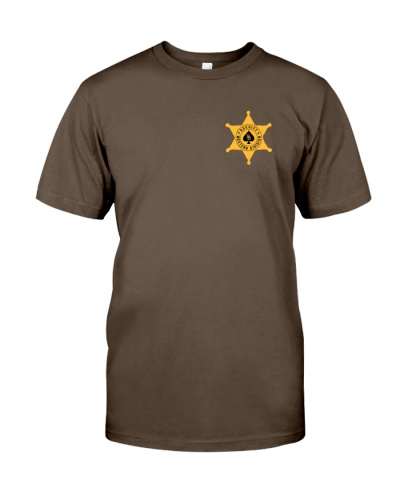 The Sheriff Badge Shirt