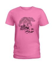 Mama Bear Ladies T-Shirt front