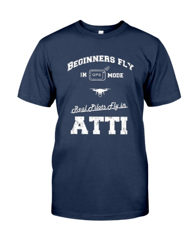 BEGINNERS FLY IN GPS MODE REAL PILOTS FLY IN ATTI