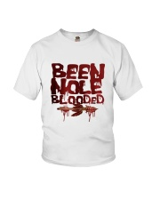 BEEN NOLE BLOODED Youth T-Shirt thumbnail