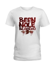 BEEN NOLE BLOODED Ladies T-Shirt thumbnail