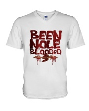 BEEN NOLE BLOODED V-Neck T-Shirt thumbnail