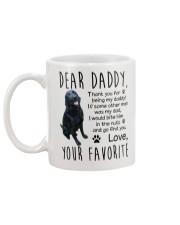 Labrador lovers  Mug back