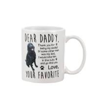 Labrador lovers  Mug front