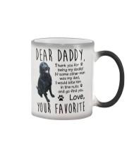 Labrador lovers  Color Changing Mug thumbnail