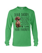just for dachshund lovers  Long Sleeve Tee thumbnail