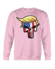 Trump Punisher - Trump 2020 Crewneck Sweatshirt thumbnail