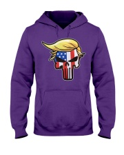 Trump Punisher - Trump 2020 Hooded Sweatshirt thumbnail