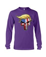 Trump Punisher - Trump 2020 Long Sleeve Tee thumbnail