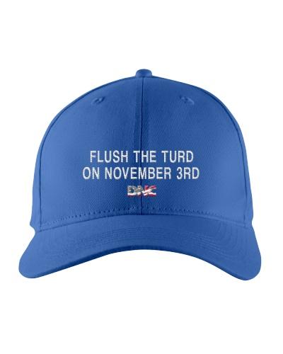 Flush the Turd  on November 3rd