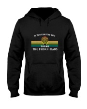 if you can read this thank the phoenicians  Hooded Sweatshirt thumbnail