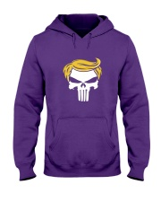 Trump Punisher Hooded Sweatshirt thumbnail