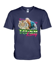 TIGER KING V-Neck T-Shirt thumbnail
