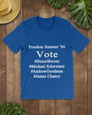 Freedom Summer 64 Classic T-Shirt lifestyle-mens-crewneck-front-18