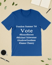 Freedom Summer 64 Classic T-Shirt lifestyle-mens-crewneck-front-19