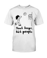Shoot Hoops Not people Premium Fit Mens Tee thumbnail