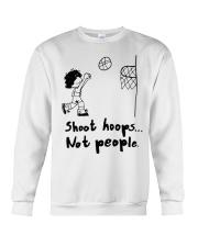 Shoot Hoops Not people Crewneck Sweatshirt thumbnail
