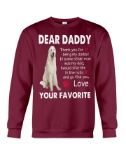 just for Great Pyrenees lovers  Crewneck Sweatshirt thumbnail