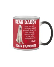 just for Great Pyrenees lovers  Color Changing Mug thumbnail