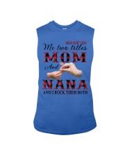Mom and Nana and i rock them both Sleeveless Tee thumbnail