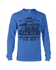 I have a crazy grandma Long Sleeve Tee thumbnail
