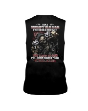 I'm too old to fight i just shoot you Sleeveless Tee thumbnail