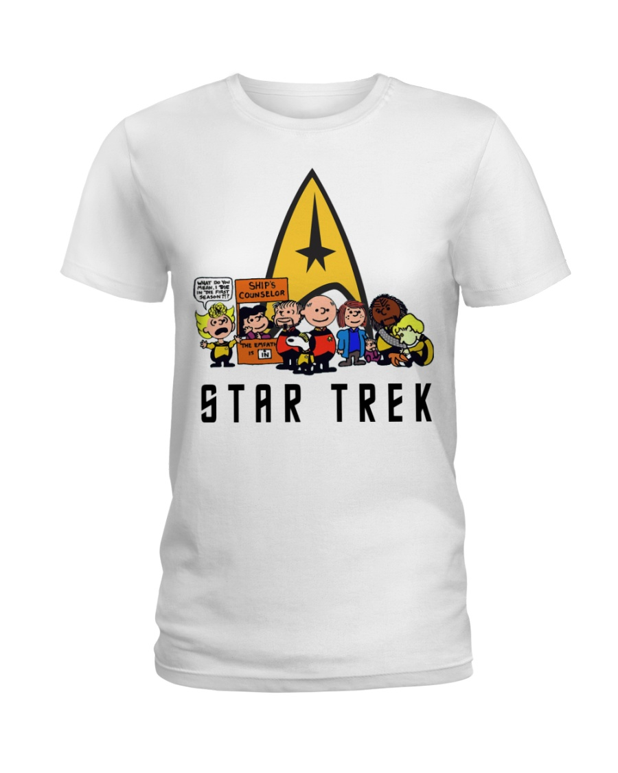 STT and SNP Ladies T-Shirt