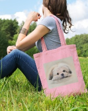 Perfect gift for any Shih Tzu lover Tote Bag lifestyle-totebag-front-6