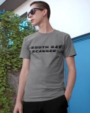 South Bay Scanner Logo Tees Classic T-Shirt apparel-classic-tshirt-lifestyle-17
