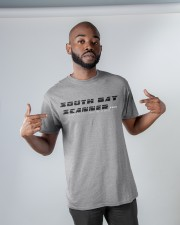 South Bay Scanner Logo Tees Classic T-Shirt apparel-classic-tshirt-lifestyle-front-32