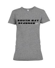 South Bay Scanner Logo Tees Premium Fit Ladies Tee thumbnail
