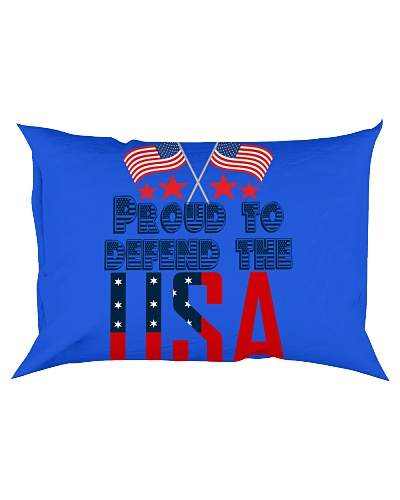 Proud To Defend The USA