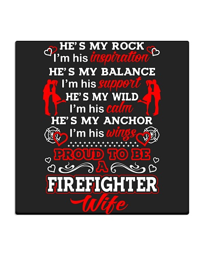 FIREFIGHTER WIFE