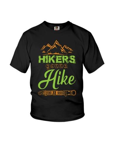 Hikers Gonna Hike