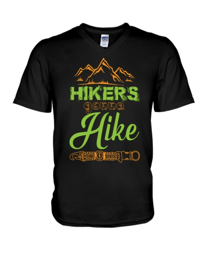 Hikers Gonna Hike