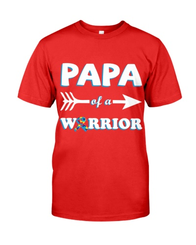Papa Of A Warrior